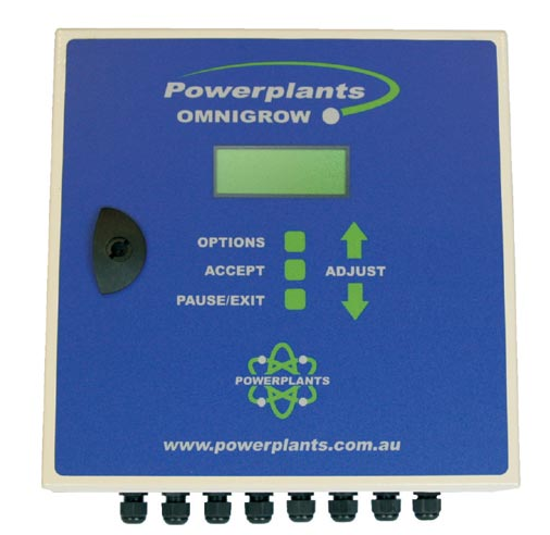 PowerPlant climate control Omnigrow