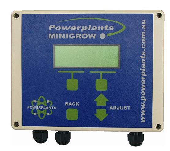 Powerplant climate control minigrow